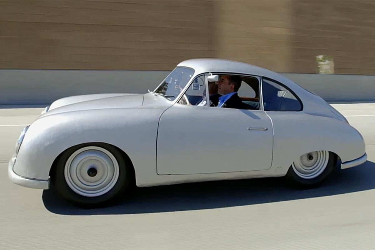 پورشه 356 ( مدل سال 1949 )