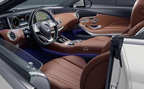 طراحی داخلی اس 500