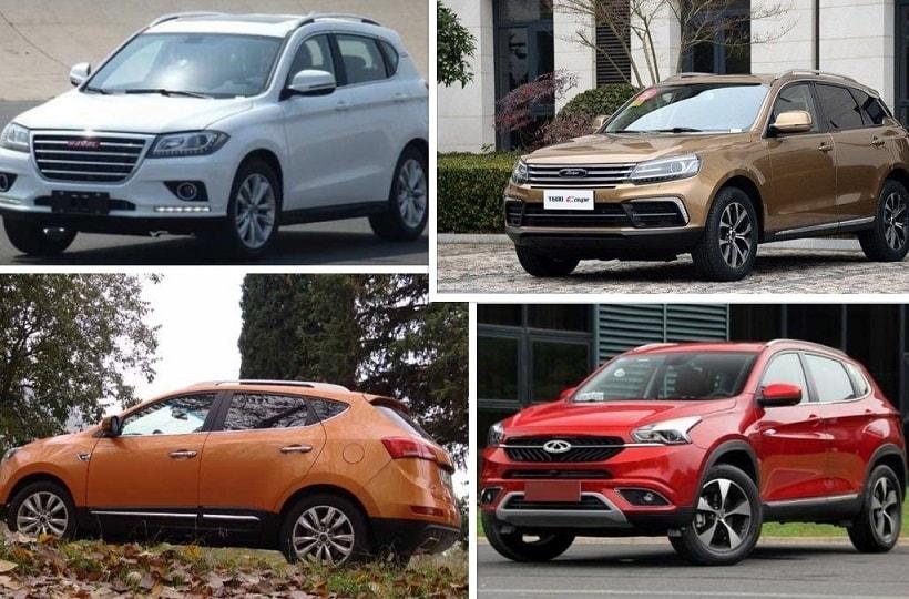 برندهای خودرویی چینی در ایران