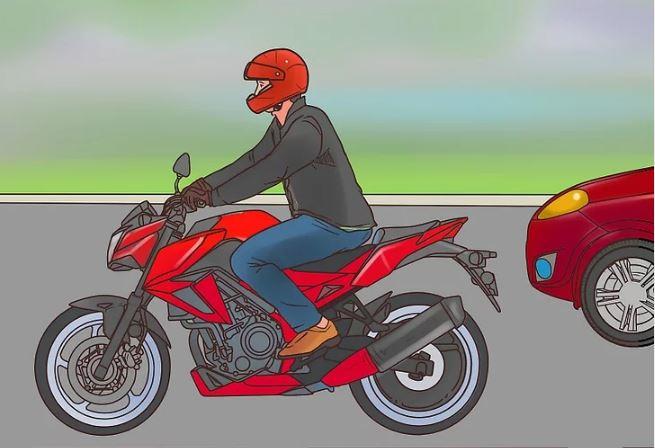 موتور سواری چگونه است