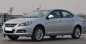 خودروهای با کیفیت متوسط در ایران