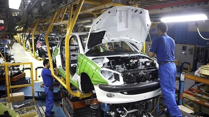 تأثیر تحریم بر خودروسازی ایران