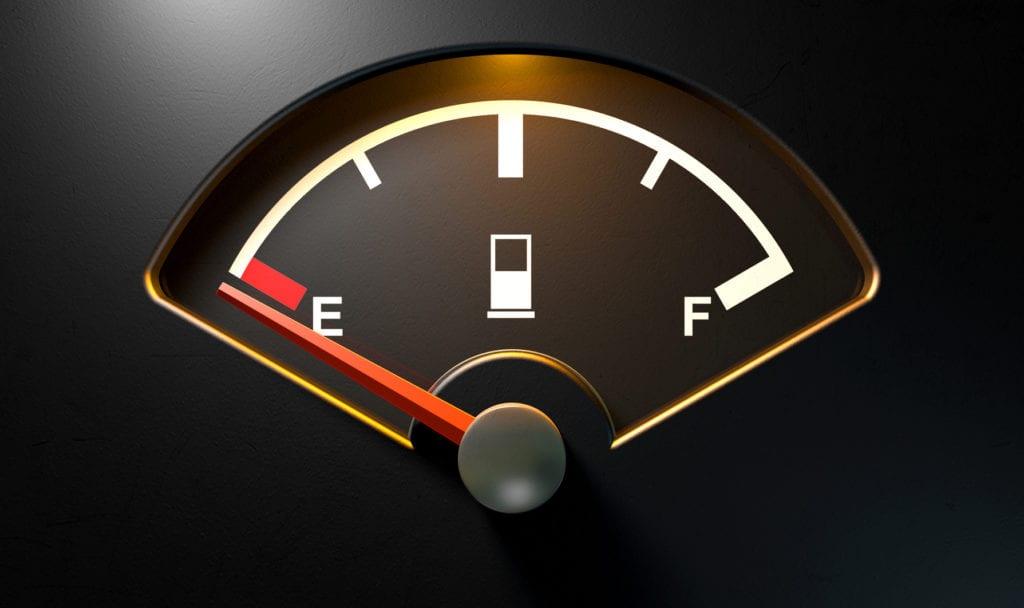 چراغ بنزین