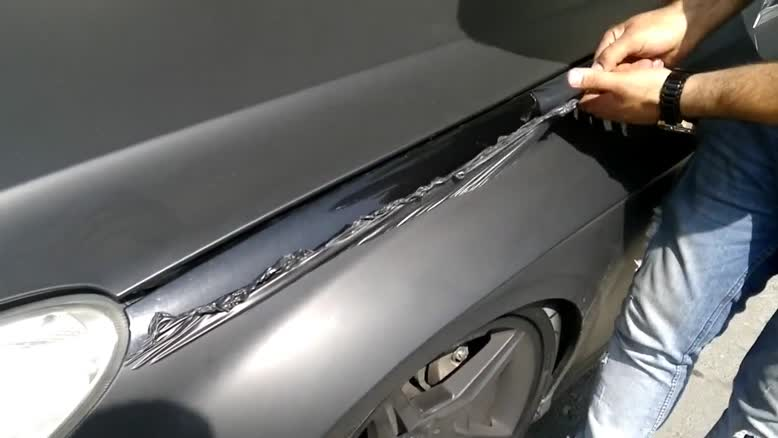 کاور بدنه خودرو