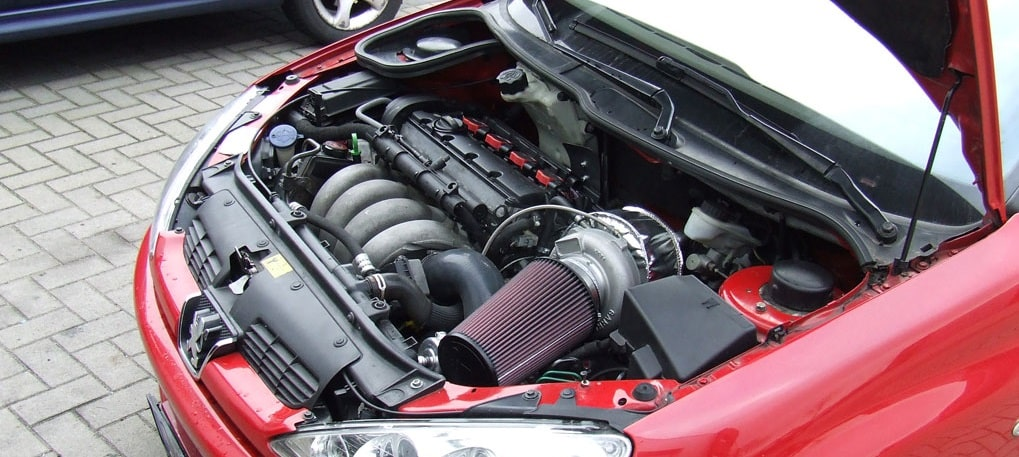 موتور 206 rc
