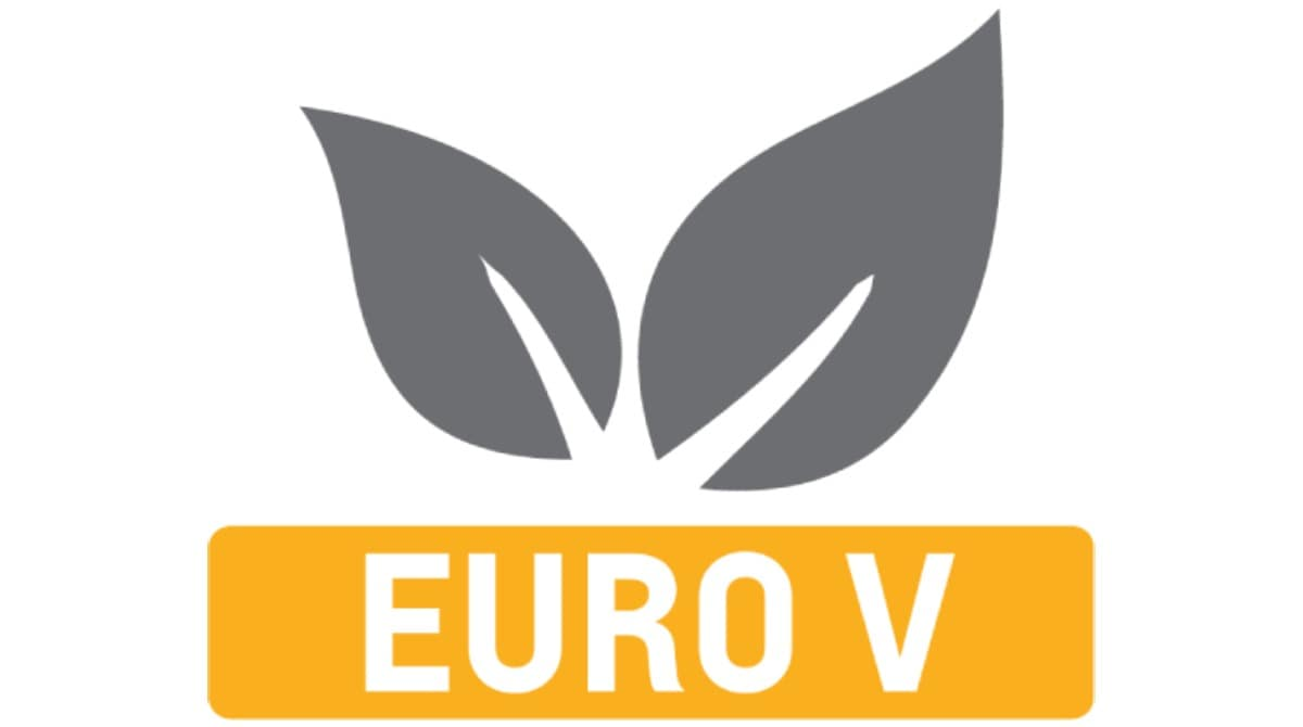 استاندارد آلایندگی یورو 5