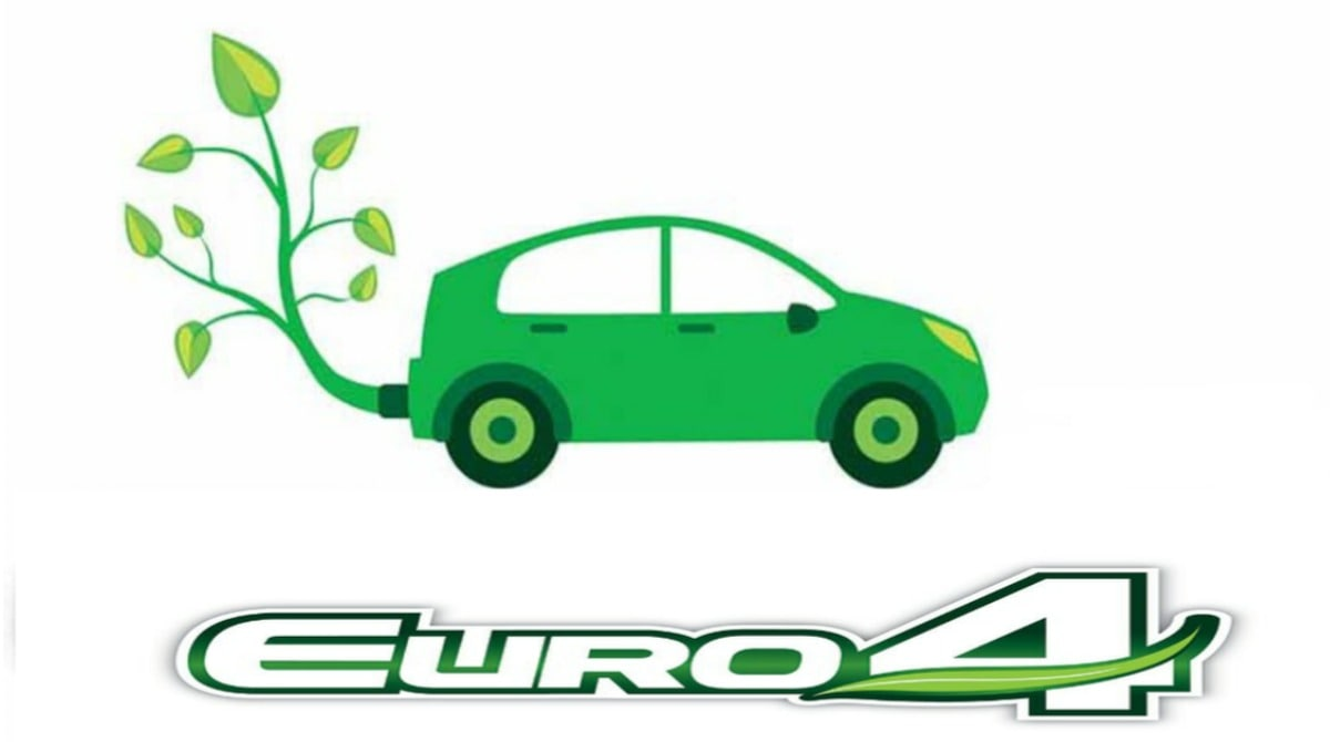 استاندارد آلایندگی یورو 4