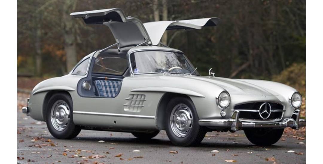 گرانترین ماشین کلاسیک