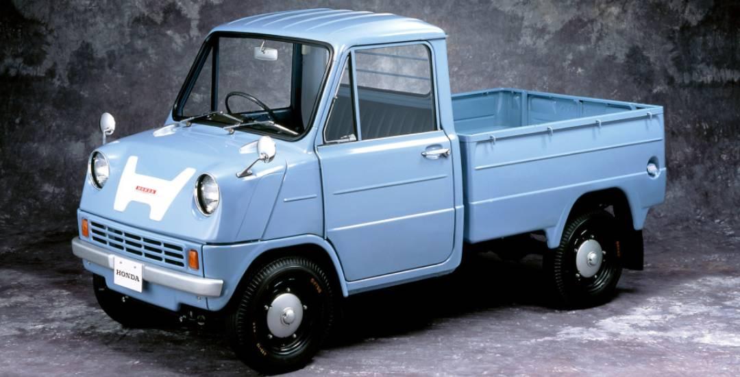 اولین ماشین هوندا