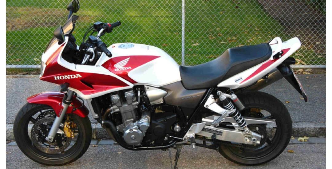 موتور سیکلت هوندا