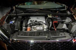 نمای موتور دی اس 6