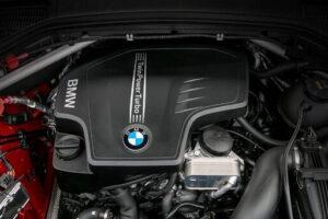 موتور بی ام و ایکس 3