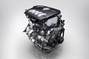 موتور بورگوارد BX5 2018