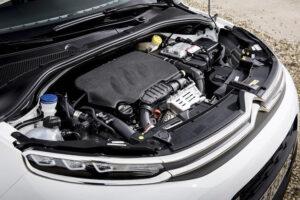 نمای موتور سیتروئن C3