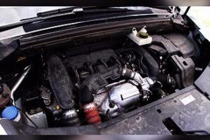 نمای موتور دی اس 5