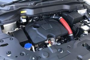 نمای موتور هاوال اچ2