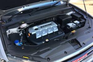 نمای موتور هاوال اچ 6