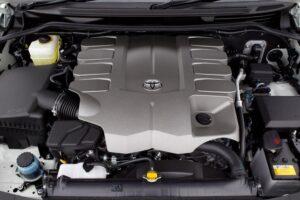 موتور تویوتا لندکروز