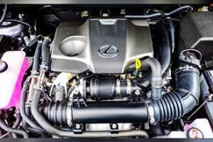 موتور لکسوس ان ایکس 300