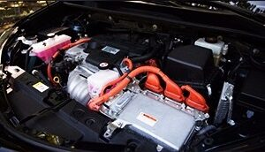 موتور تویوتا راو4