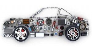 قطعات مصرفی خودرو