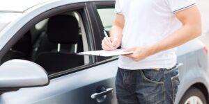 کارشناسی داخل خودرو